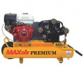 MAXair 9-HP 10-Gallon Wheelbarrow Air Compressor w/ Honda Engine