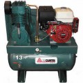 FS-Curtis 13-HP 30-Gallon Two-Stage Truck Mount Air Compressor w/ Honda Engine
