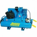 Jenny 1.5-HP 8-Gallon Wheelbarrow Air Compressor w/ Electric Motor