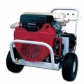 Pressure-Pro 7000 PSI (Gas-Cold Water) Polychain Belt-Drive Pressure Washer w/ Electric Start