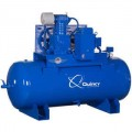 Quincy 10-HP 120-Gallon Two-Stage Air Compressor (460V 3-Phase)