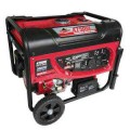 Smarter Tools 4,750EB-Watt Gasoline Powered Portable Generator with Electric Start, EPA and CARB Compliant