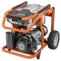 RIDGID 6,800-Watt Gasoline Powered Generator with Yamaha Engine