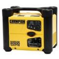 Champion 1,700/2,000-Watt Gasoline Powered Portable Inverter Generator