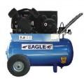 Eagle 3-HP 20-Gallon (Belt Drive) Cast-Iron Air Compressor