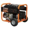 Generac GP 6,500E 6500-Watt Gasoline Powered Portable Generator
