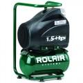 ROLAIR 1.5-HP 1.5-Gallon Professional Hot Dog Air Compressor