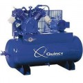 Quincy 15-HP 120-Gallon Two-Stage QT Pro Air Compressor (230V 3-Phase)