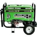 LIFAN 7 HP 212cc 4,000-Watt Energy Storm Gasoline Powered Electric Start Portable Generator with Wheel Kit