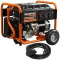 Generac 6515 GP6500E - 6500 Watt Electric Start Portable Generator w/ Convenience Cord