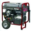 Powermate 12,500-Watts Gasoline Powered Electric Start Portable Generator with Subaru Engine