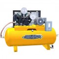 EMAX 15-HP 120-Gallon Two-Stage Air Compressor (208V 3-Phase)