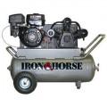 Iron Horse 9-HP 25-Gallon (Belt Drive) Cast-Iron Air Compressor