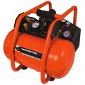 Industrial Air Contractor 1-HP 2-Gallon Hot Dog Air Compressor
