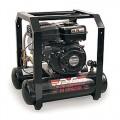 Mi-T-M 4-HP 5-Gallon Contractor Twin Tank Air Compressor w/ Honda Engine