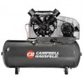 Campbell Hausfeld 15-HP 120-Gallon Two Stage Air Compressor (208/230-460V 3-Phase)