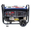 ETQ 4,000-Watt Gasoline-Powered Portable Generator