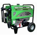 LIFAN 5,600-Watt Energy Storm 11 HP 337 cc Portable Generator with Wheel Kit and Electric/Recoil Start