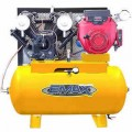 EMAX 18-HP 30-Gallon Two-Stage Truck-Mount Air Compressor w/ Honda Engine