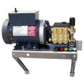 Pressure-Pro Professional 1500 PSI (Electric-Cold Water) Wall Mount Pressure Washer w/ Auto Stop-Start