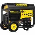 Champion 41533 - 7200 Watt Electric Start Portable Generator w/ Wireless Remote