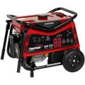 Powermate 6,500-Watt Gasoline Powered Portable Generator with CARB (California compliant)