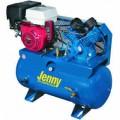 Jenny 11-HP 30-Gallon Truck-Mount Air Compressor w/ Honda Engine