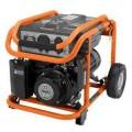 RIDGID 5,700-Watt Yamaha 301 cc Gasoline Powered Portable Generator