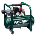 Rolair 1-HP 2.5-Gallon Hot Dog Contractor Air Compressor