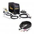 Tweco Fabricator 211i MIG, TIG & Stick Welder Pkg with TIG Torch (W1004201 & W4014603)