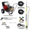 Pressure-Pro Basic Start Your Own Pressure Washing Business Kit With General Pump & Belt-Drive