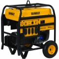 DeWalt DXGN14000 - 11,700 Watt Electric Start Professional Portable Generator w/ Honda GX Engine