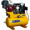 EMAX 13-HP 30-Gallon Two-Stage Truck-Mount Air Compressor w/ Honda Engine