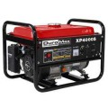 Duromax 4,000-Watt Red 7.0 Hp Air Cooled OHV Gasoline Powered Portable RV Generator