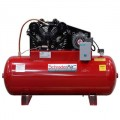 Schrader 5-HP 80-Gallon Two-Stage Air Compressor (230V 1-Phase)
