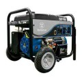 Westinghouse 6,500 Running-Watts, 8,000 Starting-Watts Gasoline Powered Electric Start Portable Generator with Battery