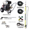 Pressure-Pro Basic Start Your Own Pressure Washing Business Kit With General Pump & Electric Start