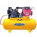 EMAX 24-HP 80-Gallon Two-Stage Truck-Mount Air Compressor w/ Honda Engine