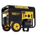 Champion Power Equipment 3,500/ 4,000-Watt Gasoline Powered RV Ready Remote Start Portable Generator Not CARB (46565)