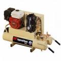 Ingersoll Rand 5.5-HP 8-Gallon Wheelbarrow Air Compressor w/ Honda Engine