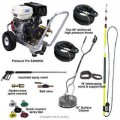 Pressure-Pro Deluxe Start Your Own Pressure Washing Business Kit With General Pump