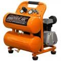 HULK 2-HP 5-Gallon Twin Stack Air Compressor