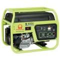 Pramac 6,000-Watt Gasoline Powered Manual Start Portable Generator with Honda GX340 Engine