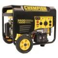 Champion Power Equipment 3,500/4000-Watt Gasoline Powered Portable Generator with Remote Start , CARB