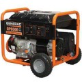 Generac GP 6,500-Watt Gasoline Powered Portable Generator