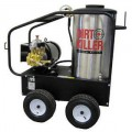 Dirt Killer Professional 3000 PSI (Electric-Hot Water) Pressure Washer 220V 3-Phase