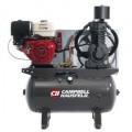 Campbell Hausfeld 13-HP 30-Gallon Truck-Mount Air Compressor w/ Honda Engine