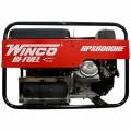 Winco HPS6000HE - 5500 Watt Dual Fuel Generator w/ Electric Start Honda Engine