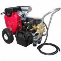 Pressure-Pro 3500 PSI (Gas-Cold Water) V Belt-Drive Pressure Washer w/ Honda Engine