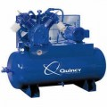 Quincy 15-HP 120-Gallon Two-Stage Air Compressor (460V 3-Phase)